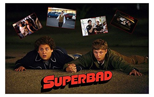 (Poster Superbad, Mini 11 x 17 inches)
