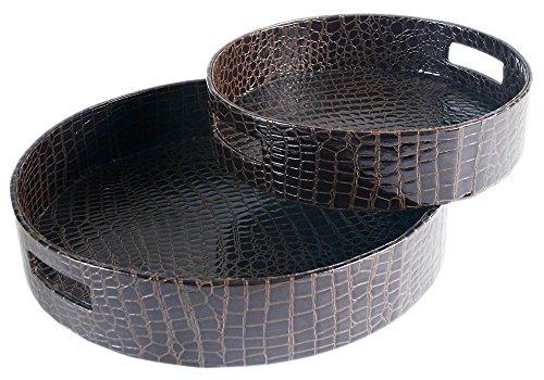15 Inch Round Trays - 7