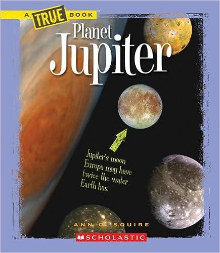 Book Planet Jupiter (New True Books: Space (Paperback))