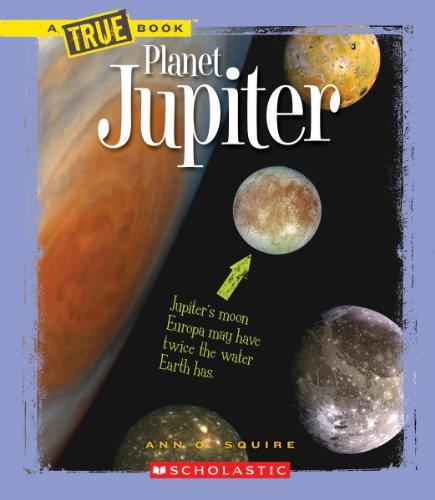 Planet Jupiter (New True Books: Space (Paperback))