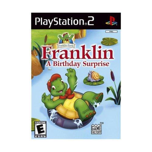 Amazon.com: Franklin Birthday Surprise - PlayStation 2 ...