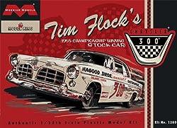 Moebius Model King Tim Flock's 1955 Chrysler C300 Championship Stock Car, 1/25 lb by Moebius