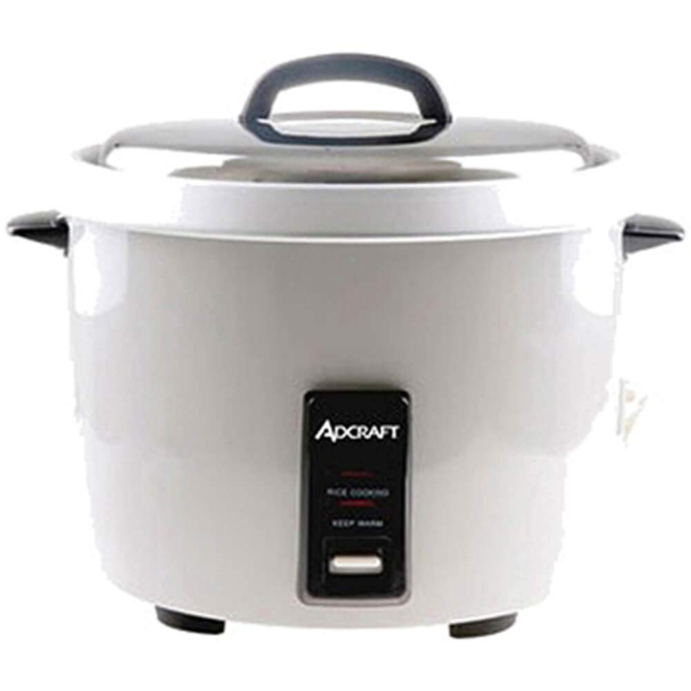Adcraft RC-E30 30-Cup Rice Cooker, 1650-Watts, 120v