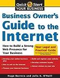 Business Owner's Guide to the Internet, Hugo Barreca and Julia K. O'Neill, 1572486570