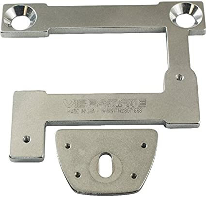 VIBRAMATE V7-335 G MOUNTING KIT for Bigsby B7 /& Gibson ES-335 Nickel NEW