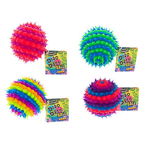 Kess Claire's Girl's Drop Dots Ball - Styles May Vary ()