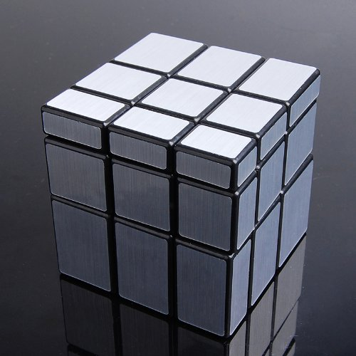 ThinkMax® Silver Black Mirror Cube 3x3x3