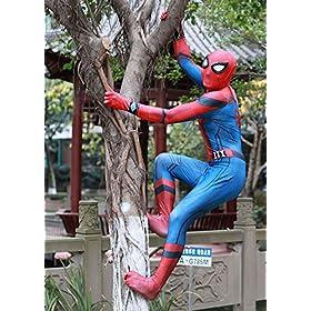 - 51IyXNAgcuL - Pizone Unisex Lycra Unitard Zentai Halloween Costumes Bodysuit Adult/Kids