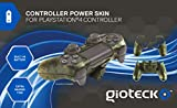 Gioteck Controller Skin Plus Camo with Built-in Battery – PlayStation 4 Review