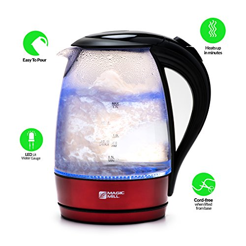 Magic Mill Cordless Electric Kettle product image