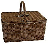 Mikash New Seaside Cape Cod Wicker Basket by FREE2DAYSHIP TAXFREE | Model PCNCST - 179
