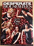 Desperate Housewives La Segunda Temporada Completa (DVD Regions 1 & 4)