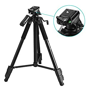 Pantan Aluminum Portable Tripod with Pan head