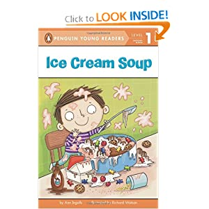 Ice Cream Soup (Penguin Young Readers, L1) Ann Ingalls