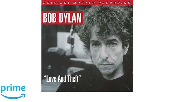 BOB DYLAN - and Theft - Amazon.com Music on