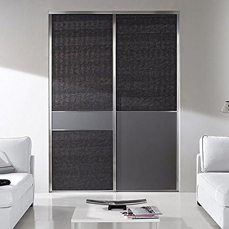 Panel decorativo autoadhesivo de lujo diseño piel de iguana WallFace 14797 LEGUAN con relieve 3D negro 2,60 m2: Amazon.es: Bricolaje y herramientas