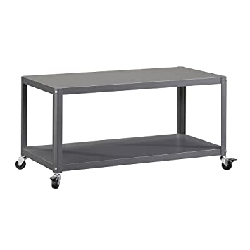 Sauder Square1 Rolling Coffee Table