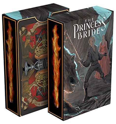 (Albino Dragon The Princess Bride Playing Cards - Storming The Castle)