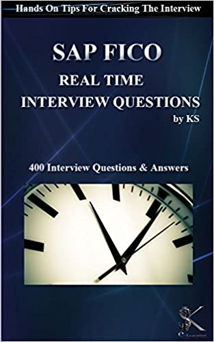SAP FICO REAL TIME INTERVIEW QUESTIONS