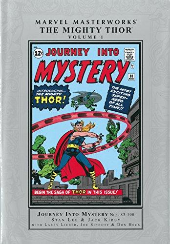 Marvel Masterworks: The Mighty Thor Volume 1 (New Printing)