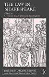 img - for The Law in Shakespeare (Early Modern Literature in History) by Cedric C. Brown (2007-01-01) book / textbook / text book