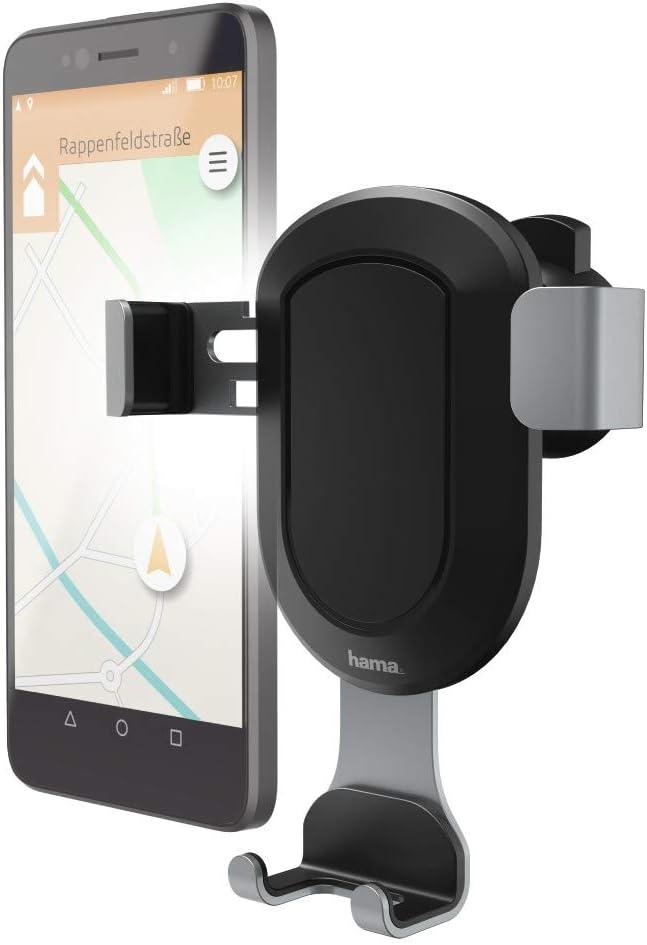 Hama Gravity Coche - Soporte (Teléfono móvil/Smartphone, Coche ...
