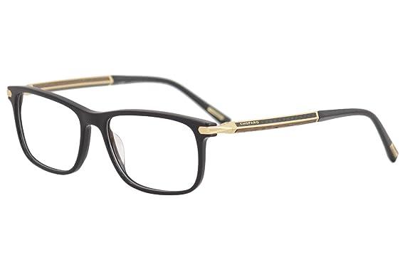 d4f5324d1ab Eyeglasses Chopard VCH 249 Black 0700 at Amazon Men s Clothing store