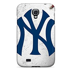 Defender Case With Nice Appearance (new York Yankees) For Galaxy S4