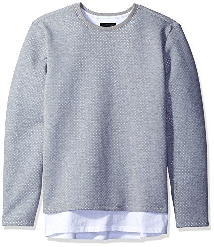 GUESS Yorba Longline Pullover Sweatshirt