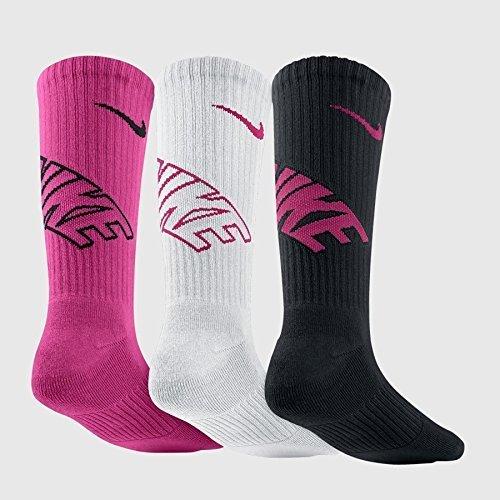 Nike Crew Kids Soft Dry 3 pairs of socks by NIKE