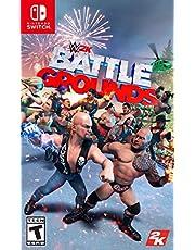 WWE 2K Battlegrounds - Nintendo Switch - Nintendo Switch Edition