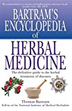 img - for Bartram's Encyclopedia of Herbal Medicine by Thomas Bartram (1998-10-29) book / textbook / text book