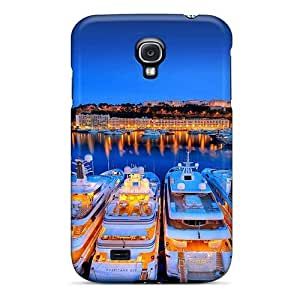 Perfect Fit NtotBui6927rsojt Beautiful Azure Harbor Case For Galaxy - S4