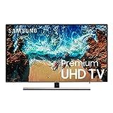 "Samsung UN49NU8000FXZC 49"" 4K Ultra HD Smart LED TV (2018), Slate Black [CA Version]"