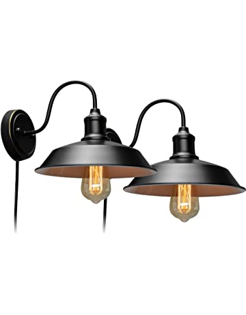 Wall Sconces Amazoncom Lighting Ceiling Fans Wall Lights