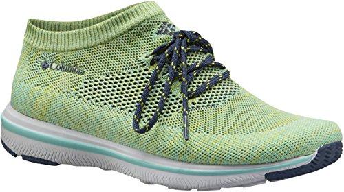 Columbia Chimera Lace, Zapatillas de Deporte Exterior para Mujer Zour, Aquarium