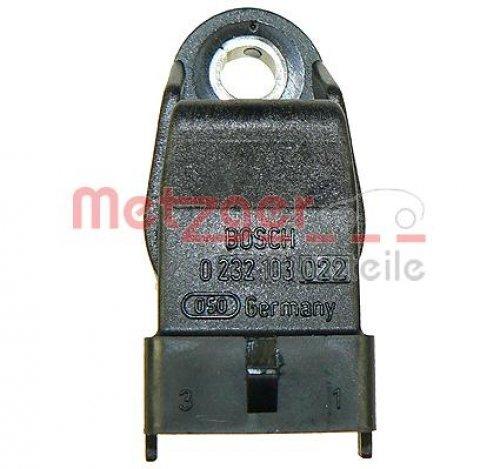 Metzger 0903114 Sensor, posició n del á rbol de levas posición del árbol de levas Werner Metzger GmbH