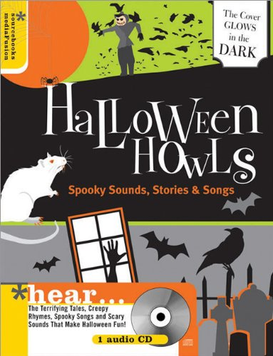 Halloween Howls: Spooky Sounds, Stories & (Spooky Halloween Stories Cd)