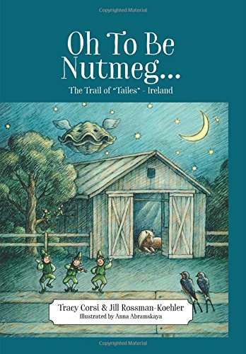 Oh To Be Nutmeg... The Trail of