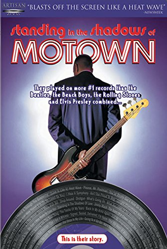 "DVD : Jack ""Black Jack"" Ashford - Standing in the Shadows of Motown (2 Disc)"