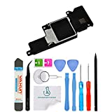 OmniRepairs Loud Speaker Buzzer Ringer Antenna Assembly Replacement For iPhone 6 Plus (5.5'' inch) Model A1522, A1524, A1593 with Repair Toolkit
