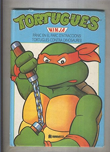 Tortugues Ninja: Panic en el parc d, atraccions i Tortuges ...