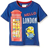 Universal Pictures Boy's Minions Short Sleeve T-Shirt