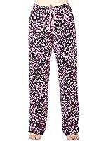 Noble Mount Womens Cool Breeze Woven Lounge Pants