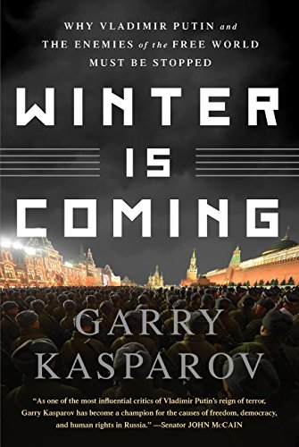 Winter Is Coming Book Cover Picture