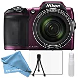 Nikon Coolpix L840 Plum Digital Camera