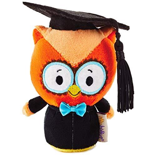 HMK Hallmark itty bittys Grad Owl 2019 Stuffed ()