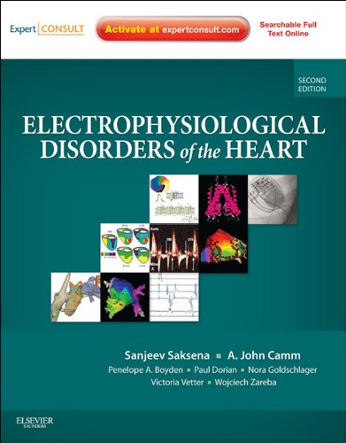 Electrophysiological Disorders of the Heart: Expert Consult Pdf