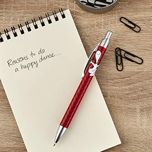 Snoopy Retractable Pen