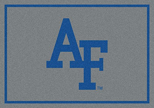 NCAA Team Spirit Door Mat - Air Force Academy Falcons, 56'' x 94'' by Millilken